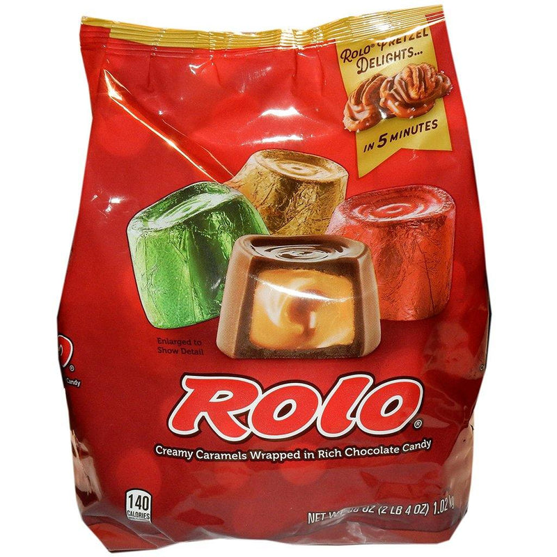 Rolo Holiday Creamy Caramels - 36 oz