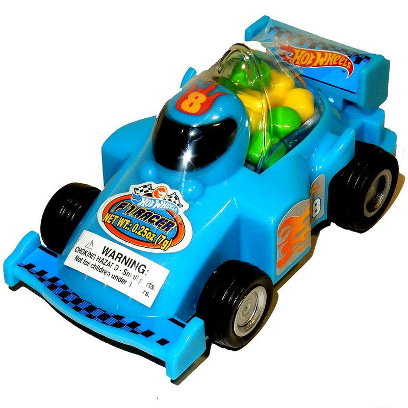 Hot Wheels Formula 1 Racer - Candy Filled Car
