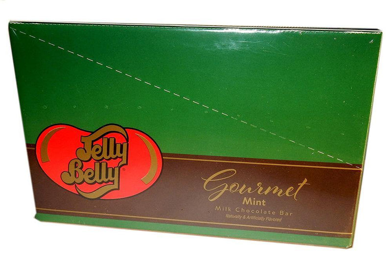 Jelly Belly Gourmet Mint Milk Chocolate Bars