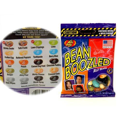 jelly belly bean boozled 3rd