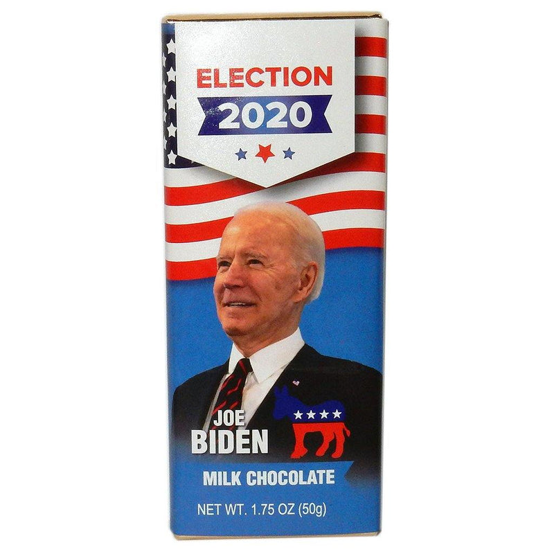 Election 2020 Joe Biden themed Chocolate Bar