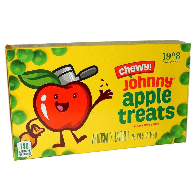 Johnny Apple Treats Chewy Candy