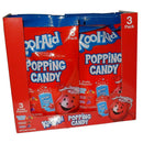 Kool-Aid Popping Candy 3 - pack - 12 count