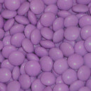 lavender color chocolate gems