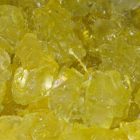 lemon yellow rock candy strings