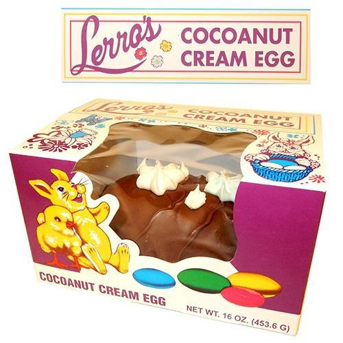 Lerro Coconut Cream Easter Egg