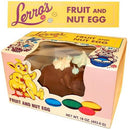 Lerro Fruit and Nut chocolate Easter Egg - 16oz