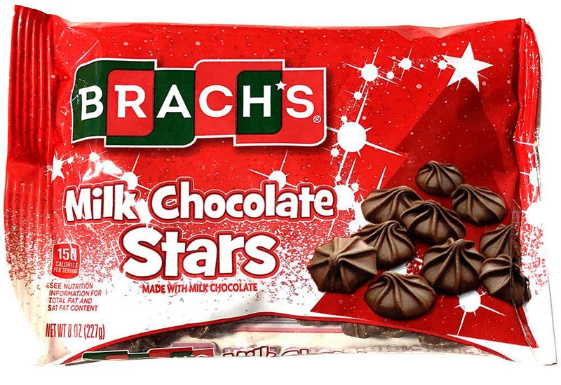 Brachs Milk Chocolate Stars