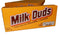Milk Duds Theater Size Candy box