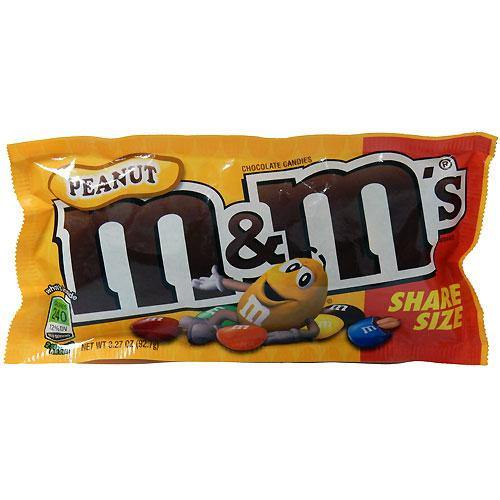 M&M's Peanut King Size bags