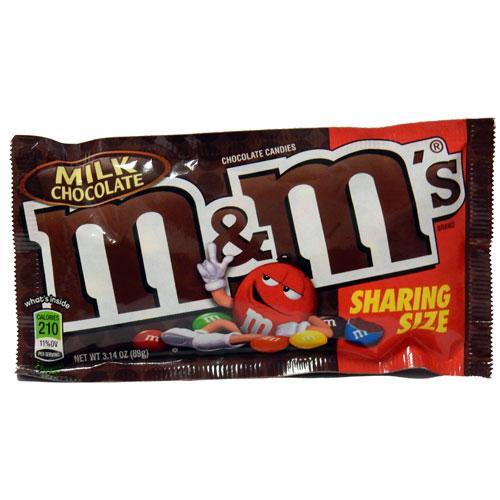 M&M's Plain King Size bags