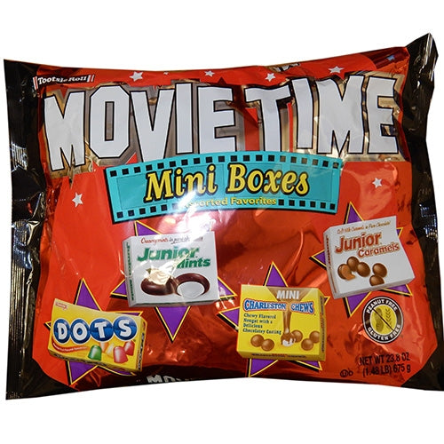 Tootsie Movie Time Classic Candy