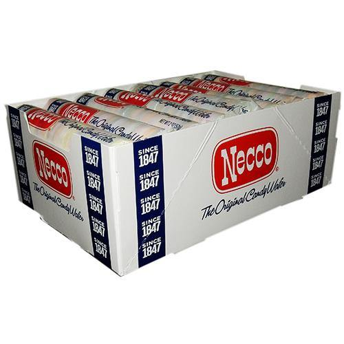 NECCO Wafers retro candy rolls