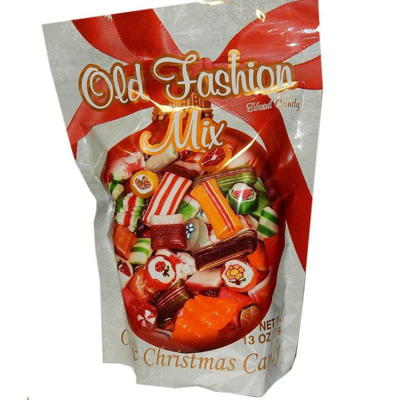 Old Fashion Hard Candy Christmas Mix