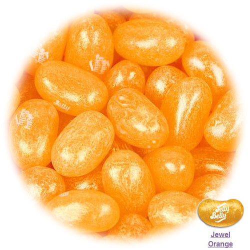 orange jewels jelly belly beans
