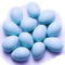pastel blue jordan almonds