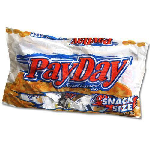 Pay Day Snack Size 11.6 oz