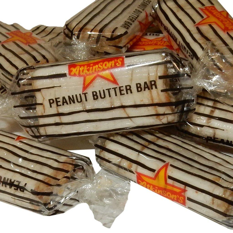Peanut Butter Bars - 3 oz bag