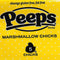 Yellow Peeps Easter Chicks 5ct
