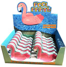 Flamingo Pool Party Candy Tins