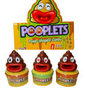 Pooplets Poop Shaped Candy