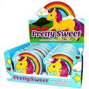 Pretty Sweet Unicorn Tins with Candy