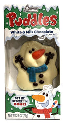 Puddles Snowman Candy