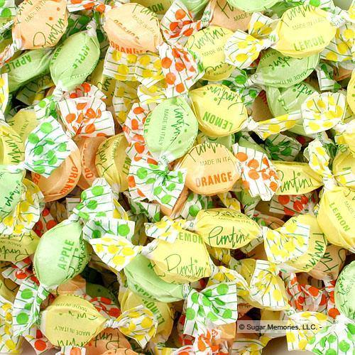 puntini fruit assorted mints