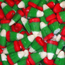 red green white Candy Corn