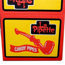 Red Licorice Pipes 60ct box