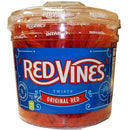 American Red Vines Licorice 3.5lb tub