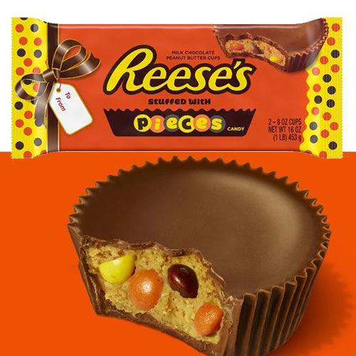 Reese's Giant Peanut Butter Cup with Pieces