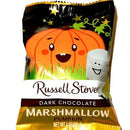 Russell Stover Marshmallow and Dark Chocolate Pumpkins
