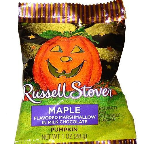 Russell Stover Maple Marshmallow Pumpkins
