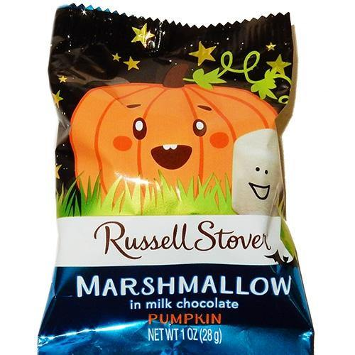 Russell Stover Marshmallow Pumpkins