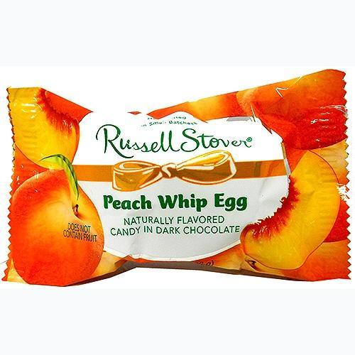 Russell Stover Dark Chocolate Peach Eggs