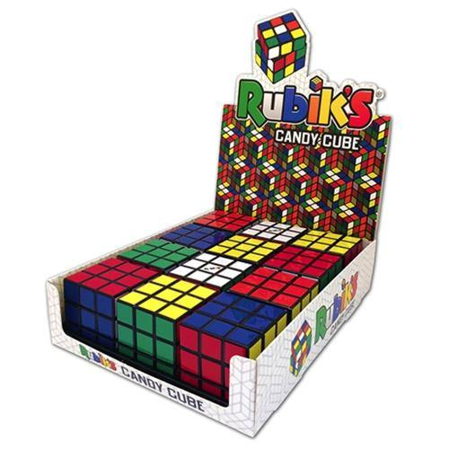 Rubik's Candy Cube - 12ct box