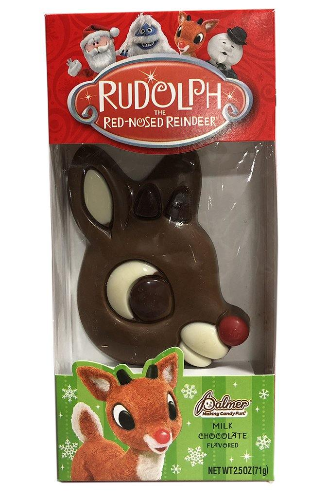 Rudolph and Pals Christmas Candy