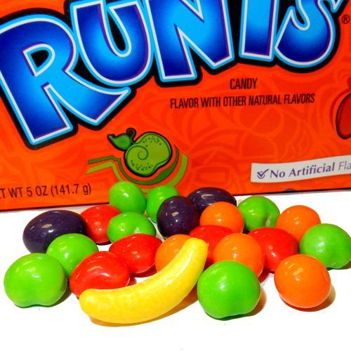 Runts Theater Size