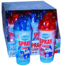 slush puppie spray