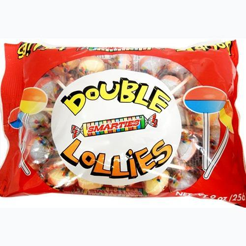 Smarties Double Lollies Candy