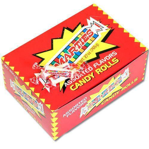 Smarties Candy in a 160ct box