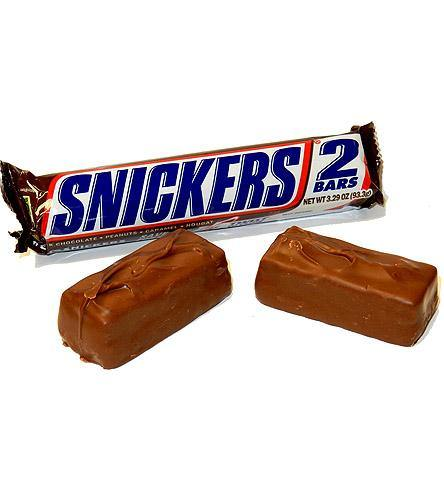 Snickers King Size 2 piece bars