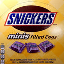 Snickers Filled Plastic Easter Eggs