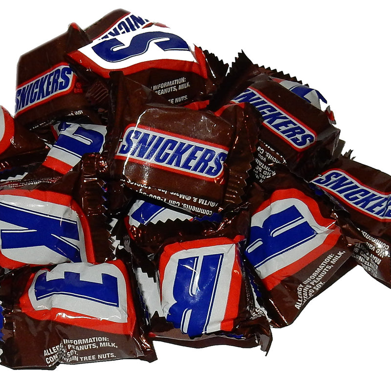 Snickers Miniature Candy Bars