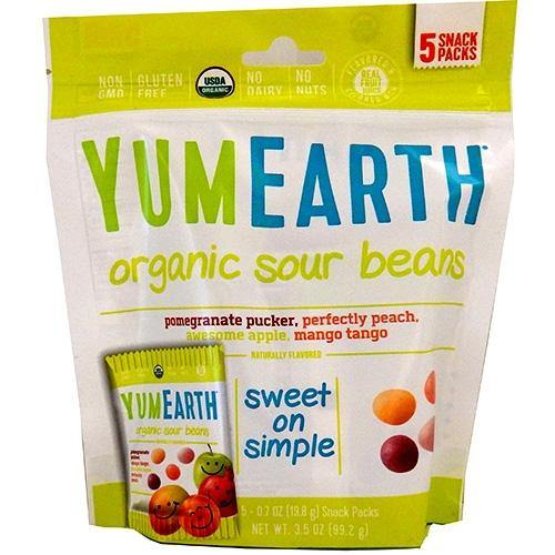 yum earth natural sour jelly beans