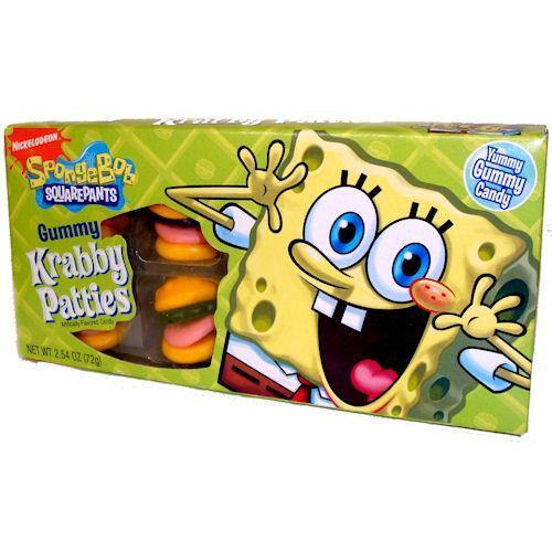 spongebob theater box