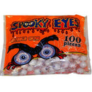 spooky eyeballs halloween treats