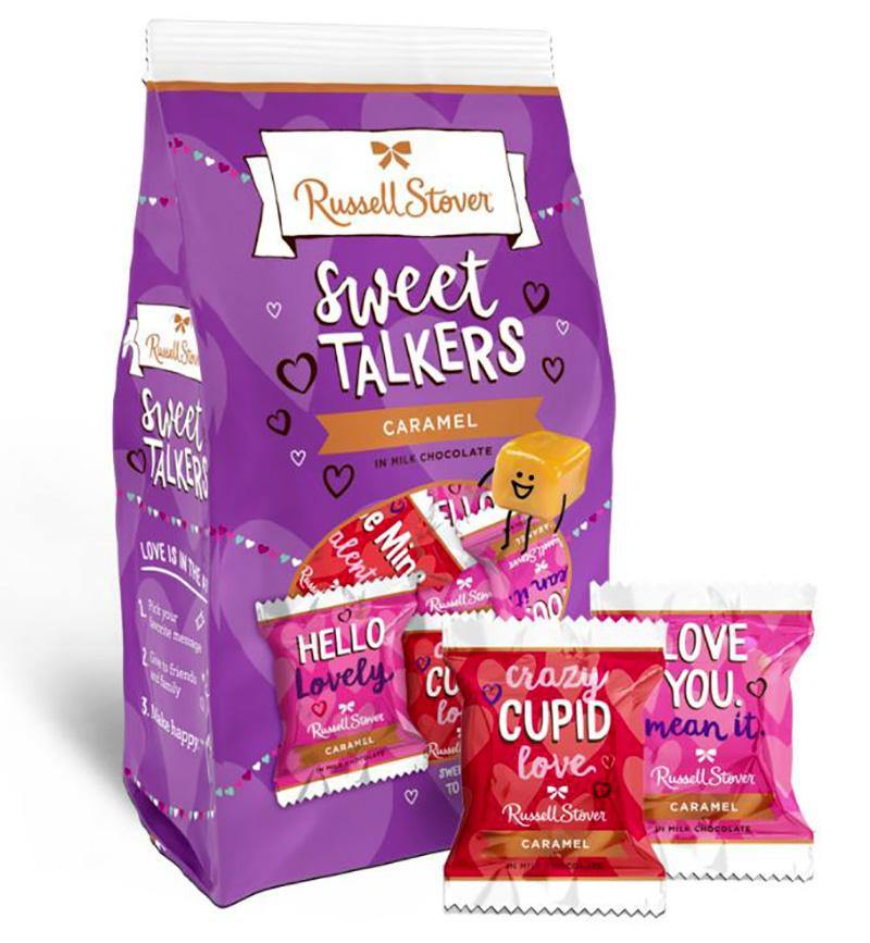 Sweet Talkers Valentine Chocolate Candy
