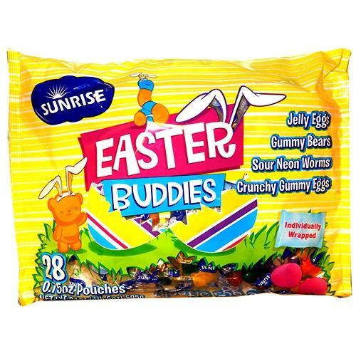 Easter Candy Buddies packs